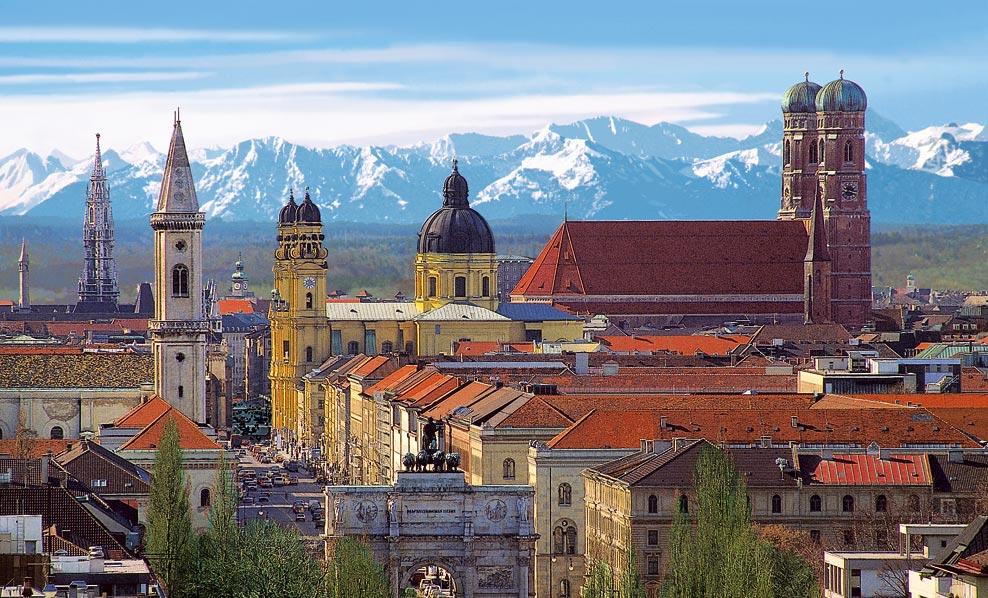 HQ Munich Wallpapers | File 176.2Kb