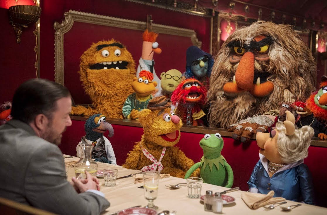 Muppets Most Wanted Pics, Movie Collection