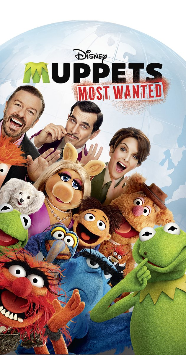 HD Quality Wallpaper | Collection: Movie, 630x1200 Muppets Most Wanted