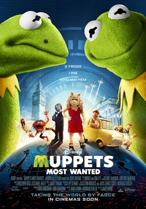 Nice Images Collection: Muppets Most Wanted Desktop Wallpapers