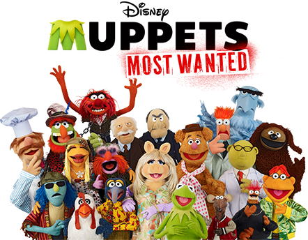 Images of Muppets Most Wanted | 442x344