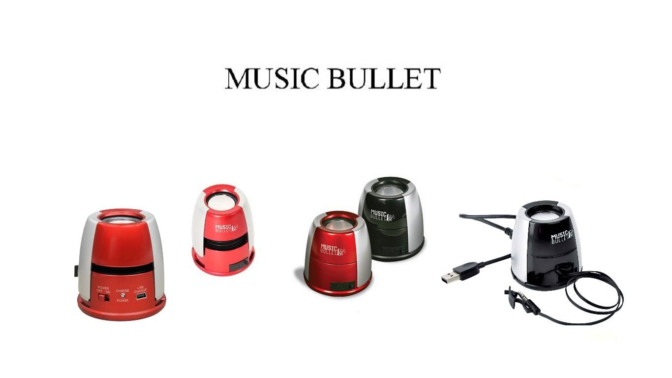 High Resolution Wallpaper | Music Bullet 1366x768 px