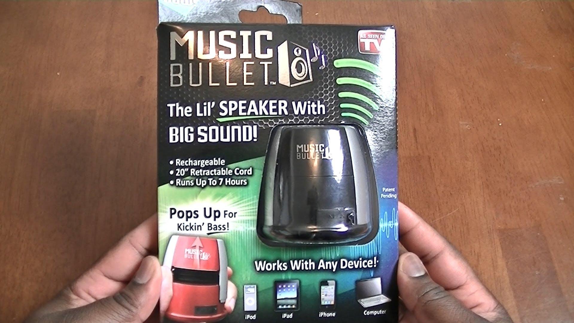 HQ Music Bullet Wallpapers | File 255Kb
