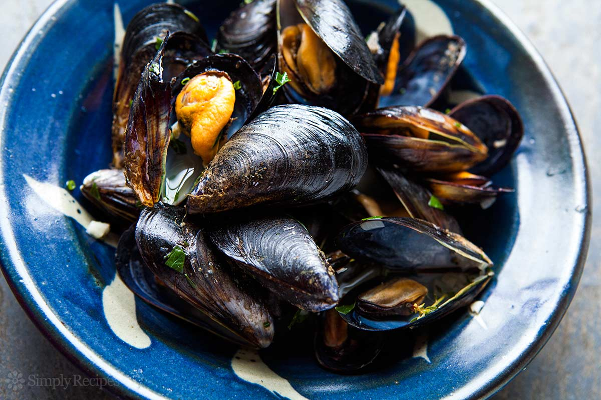 1200x800 > Mussels Wallpapers