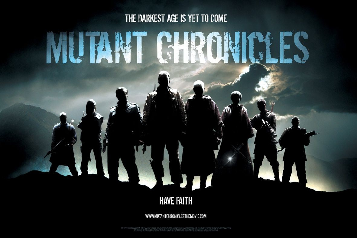 Mutant Chronicles Backgrounds, Compatible - PC, Mobile, Gadgets| 1181x789 px