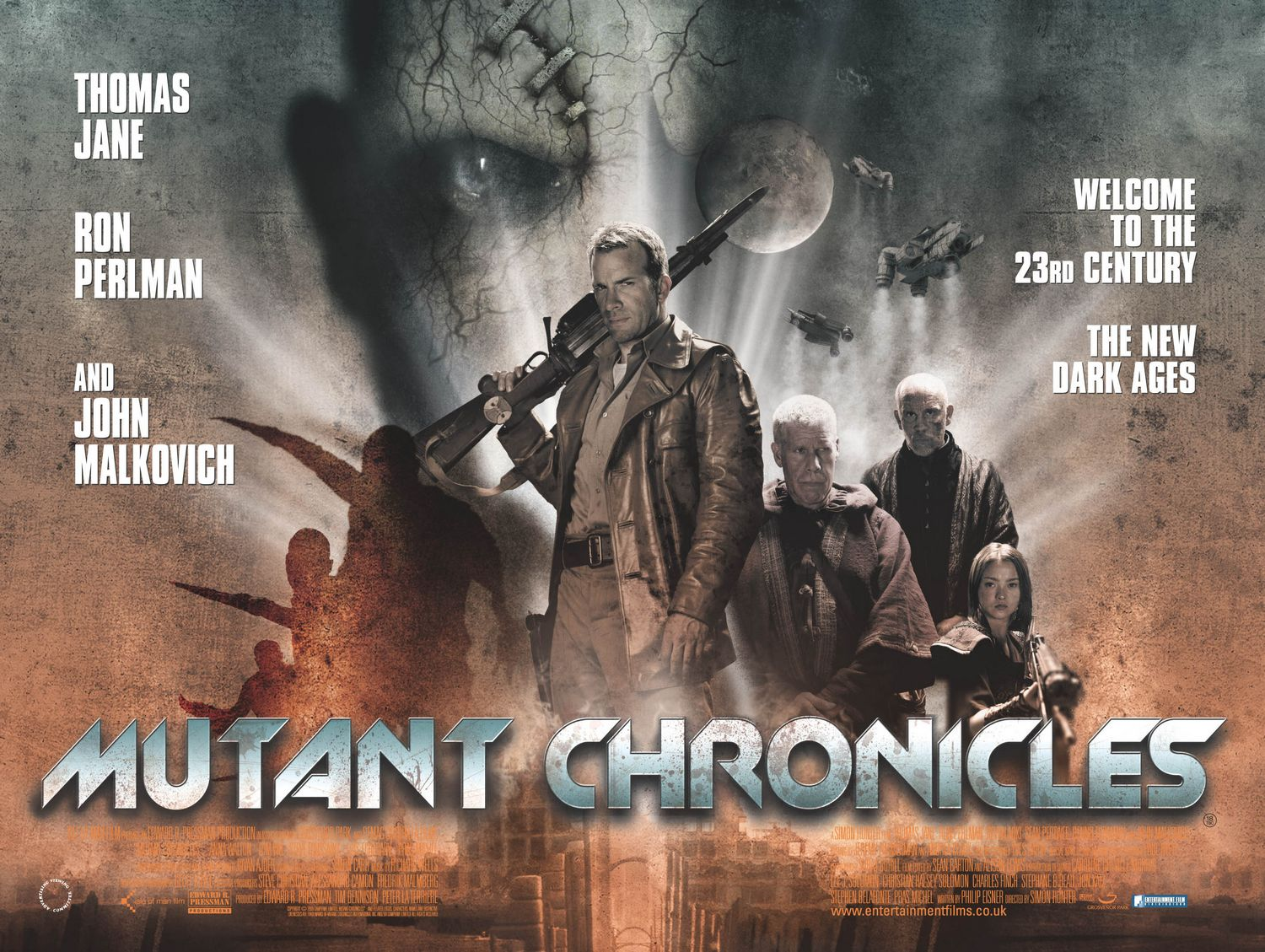 Mutant Chronicles Backgrounds on Wallpapers Vista