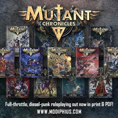 High Resolution Wallpaper | Mutant Chronicles 403x403 px