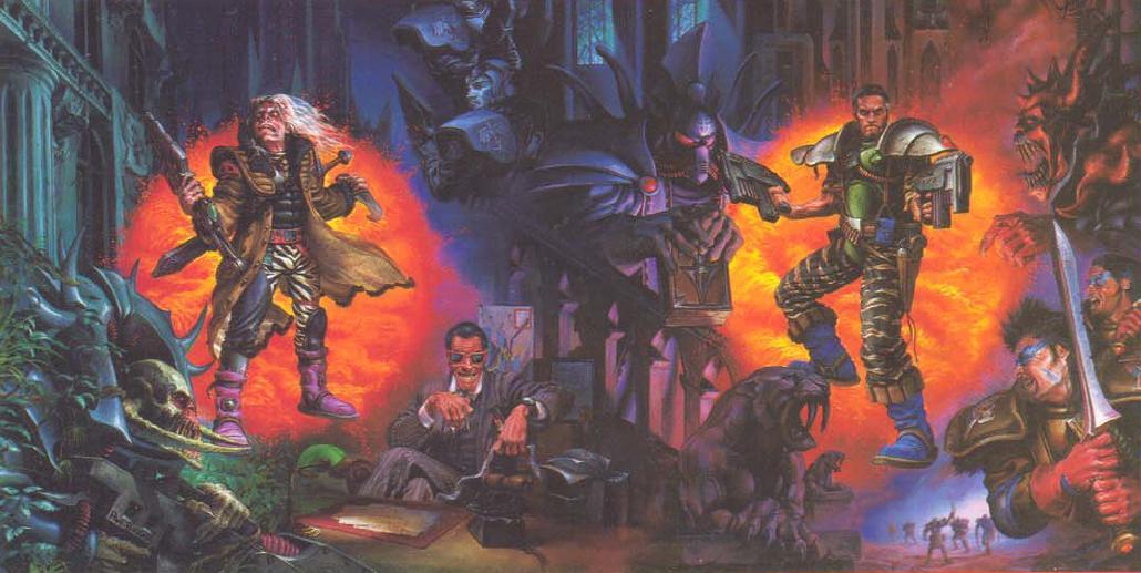 Mutant Chronicles Backgrounds, Compatible - PC, Mobile, Gadgets| 1030x517 px