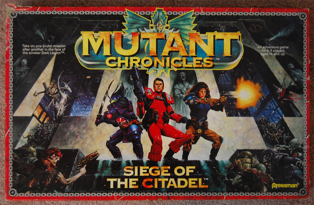 Mutant Chronicles High Quality Background on Wallpapers Vista