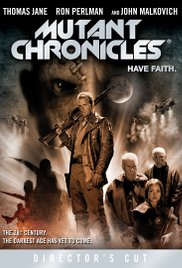 Images of Mutant Chronicles | 182x268