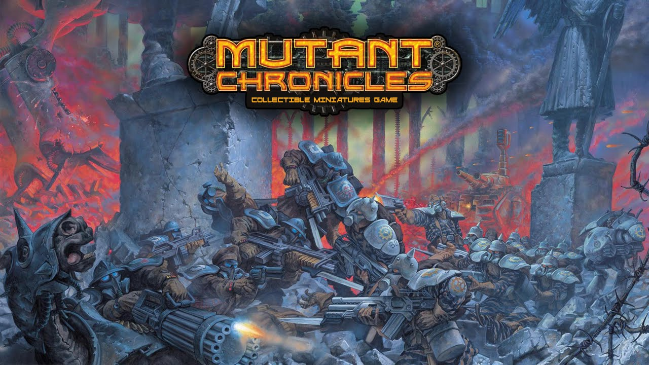 Images of Mutant Chronicles | 1280x720