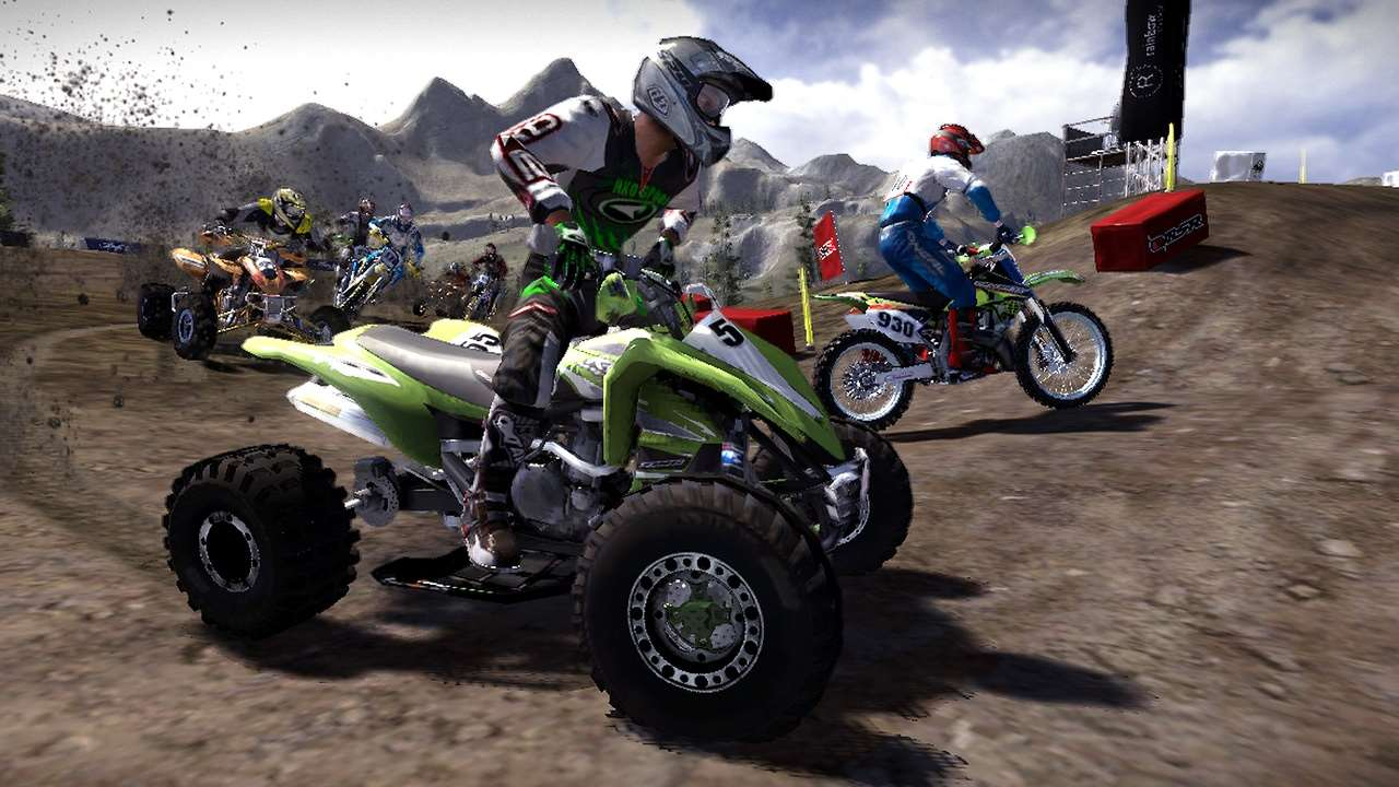 Mx Vs Atv Unleashed Wallpapers Video Game Hq Mx Vs Atv Unleashed Pictures 4k Wallpapers 2019