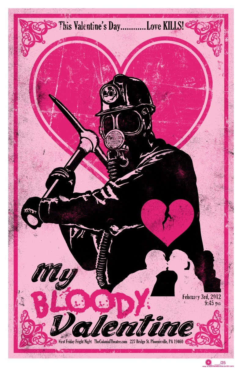 My Bloody Valentine (1981) High Quality Background on Wallpapers Vista