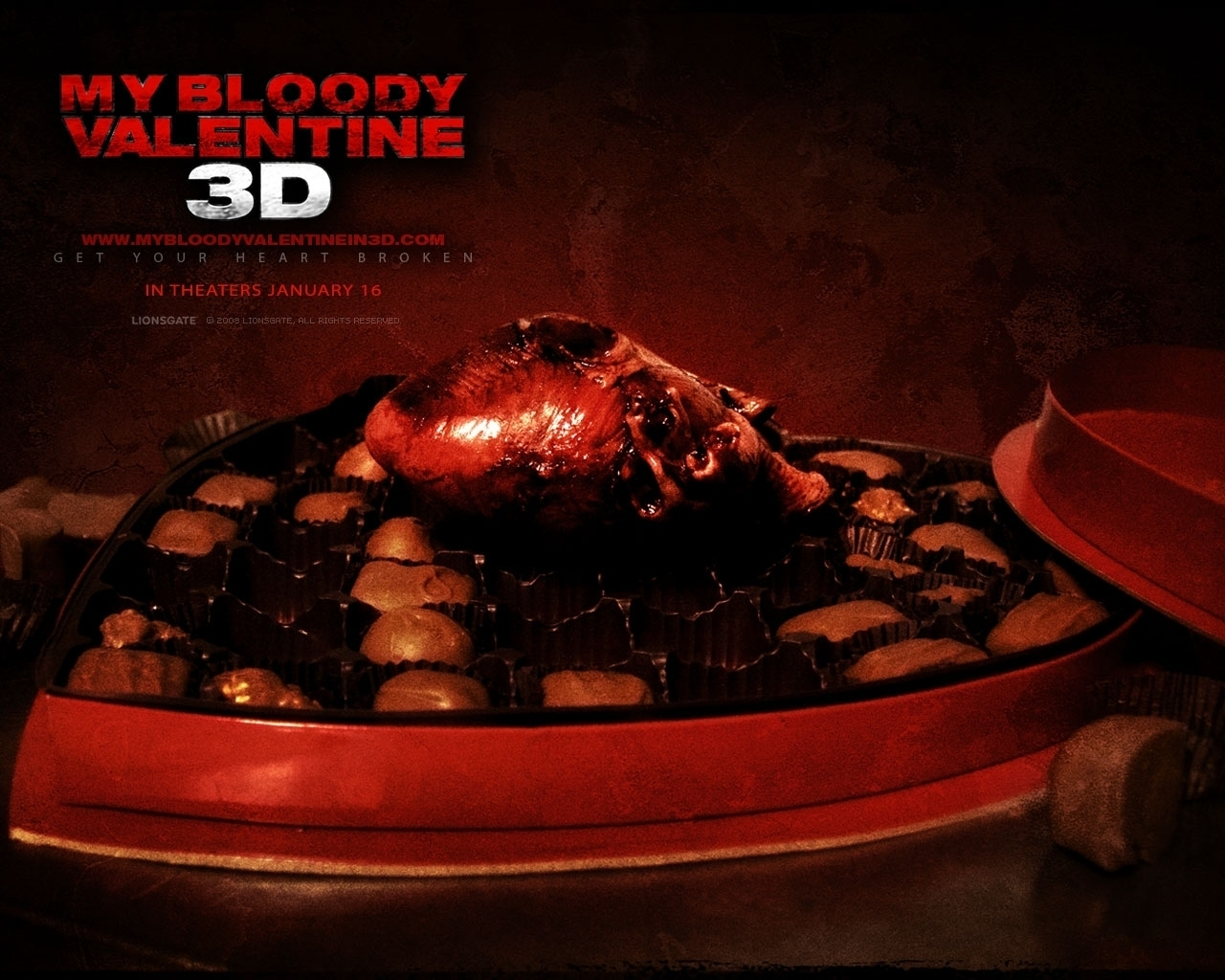 1280x1024 > My Bloody Valentine (2009) Wallpapers