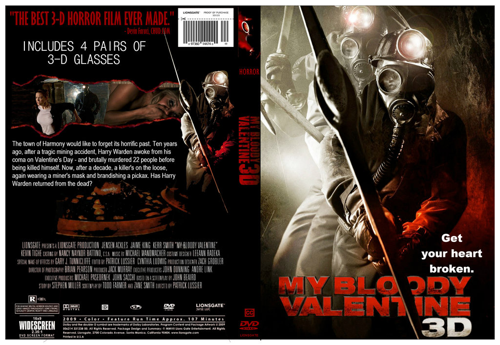 My Bloody Valentine (2009) Pics, Movie Collection