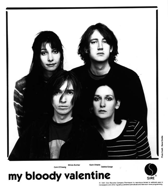 Amazing My Bloody Valentine Pictures & Backgrounds