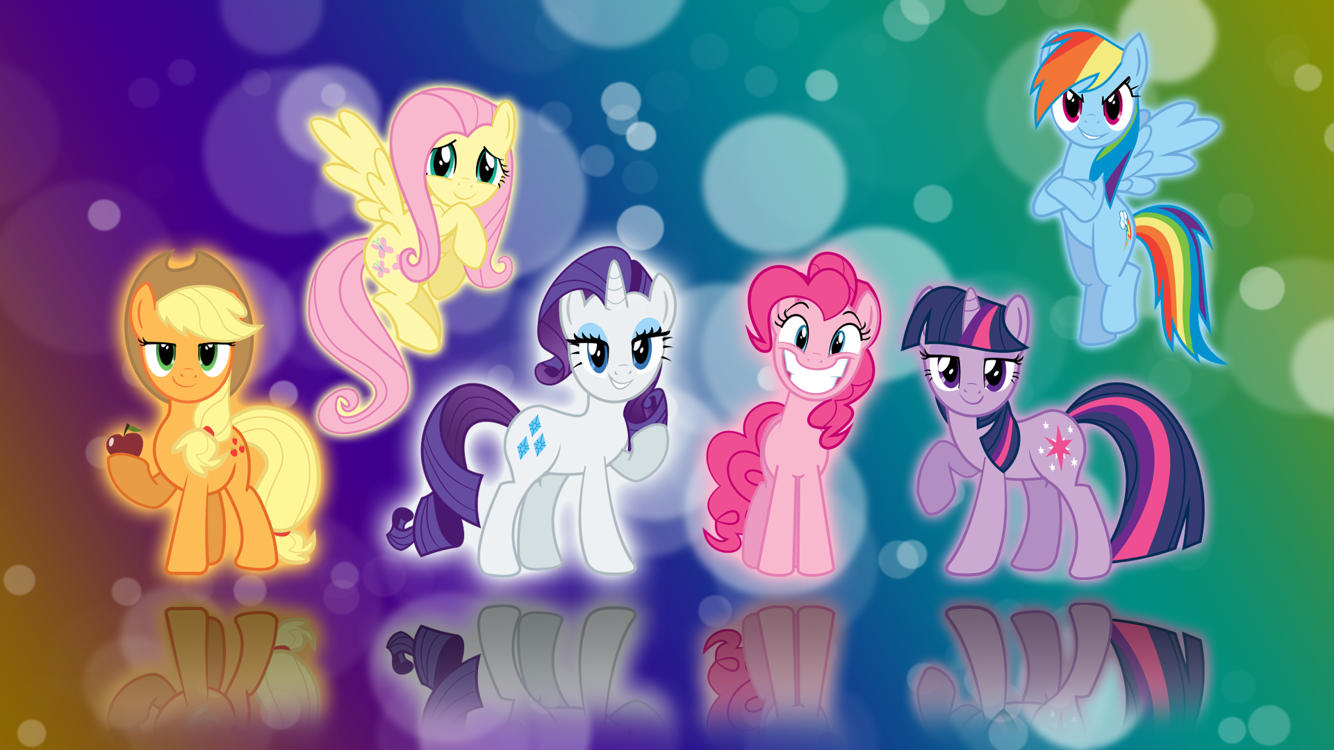 1920x1080 > My Little Pony Wallpapers