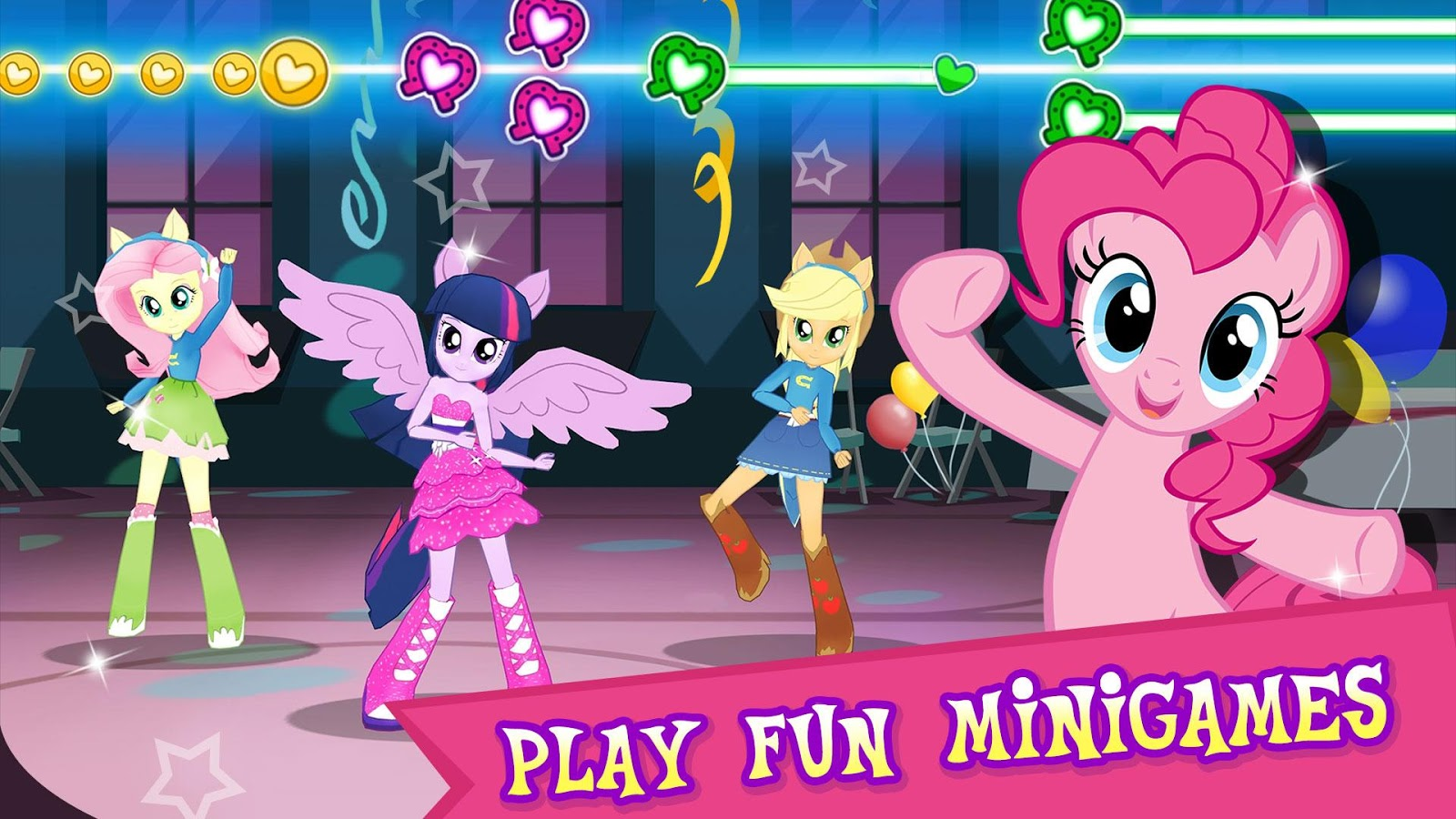 HD Quality Wallpaper | Collection: Cartoon, 1600x900 My Little Pony