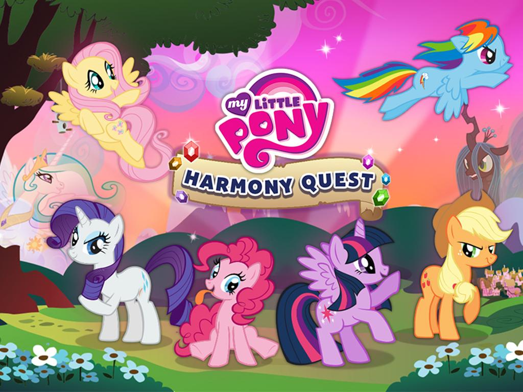 My Little Pony HD wallpapers, Desktop wallpaper - most viewed