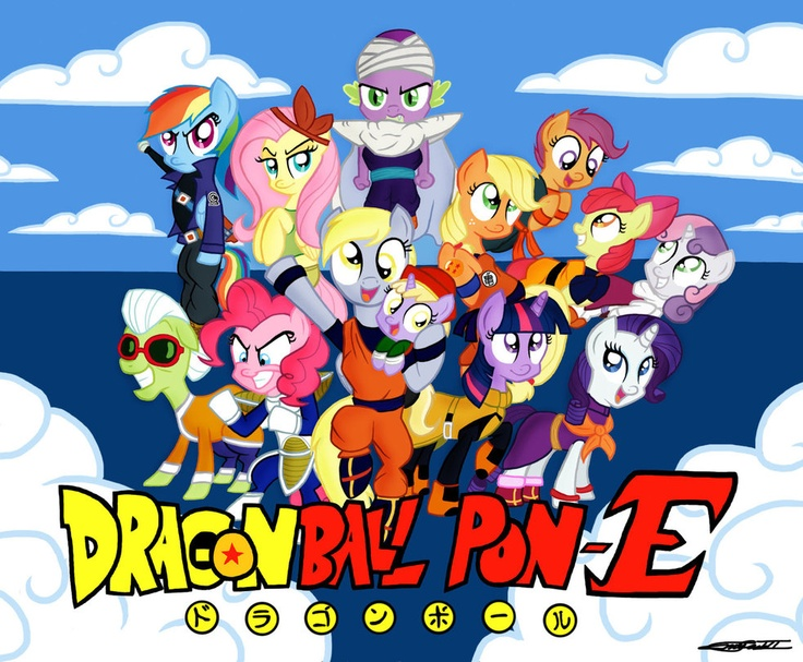 Nice wallpapers My Little Pony: Crossover 736x607px