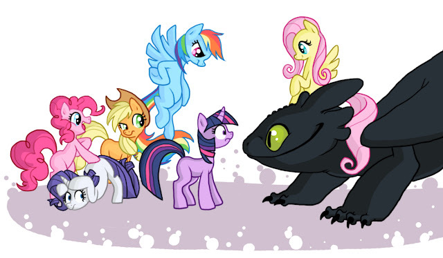 Images of My Little Pony: Crossover | 640x374