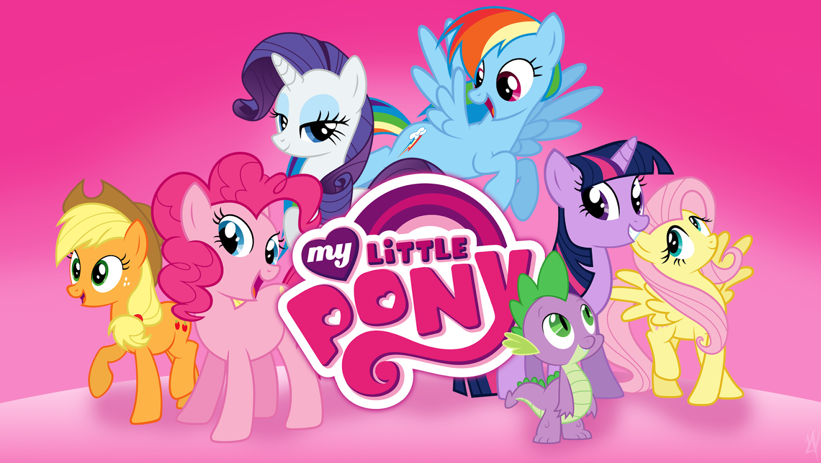 Nice wallpapers My Little Pony: Friendship Is Magic 1596x900px