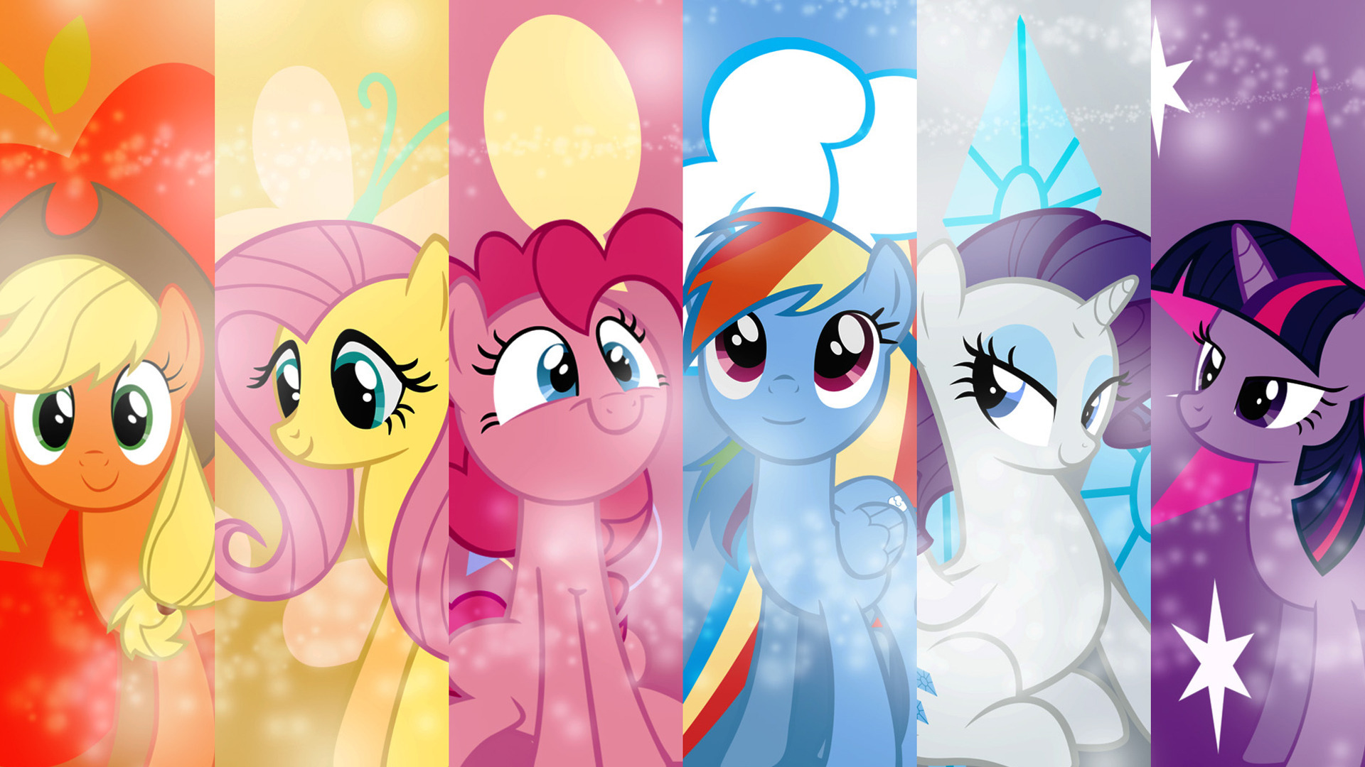 HQ My Little Pony: Friendship Is Magic Wallpapers | File 428.64Kb