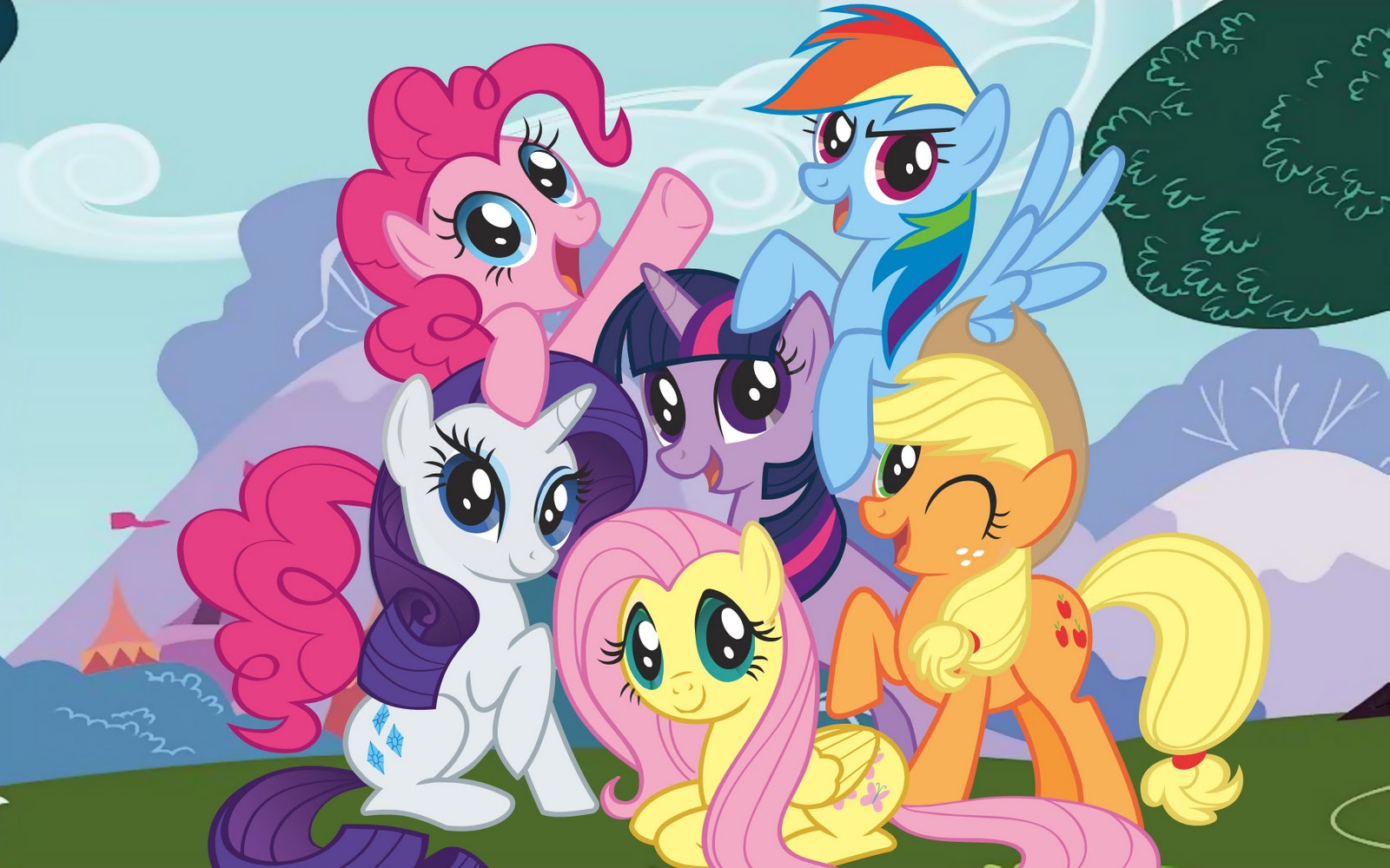 Images of My Little Pony: Friendship Is Magic | 1600x1000