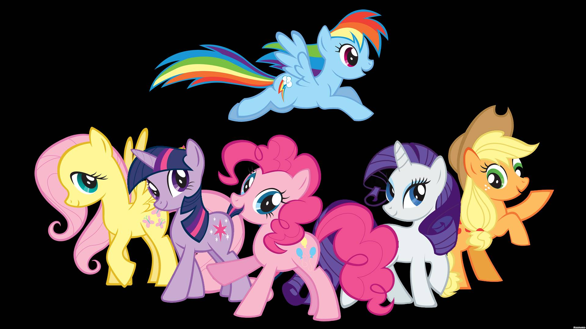 High Resolution Wallpaper | My Little Pony: Friendship Is Magic 1920x1080 px