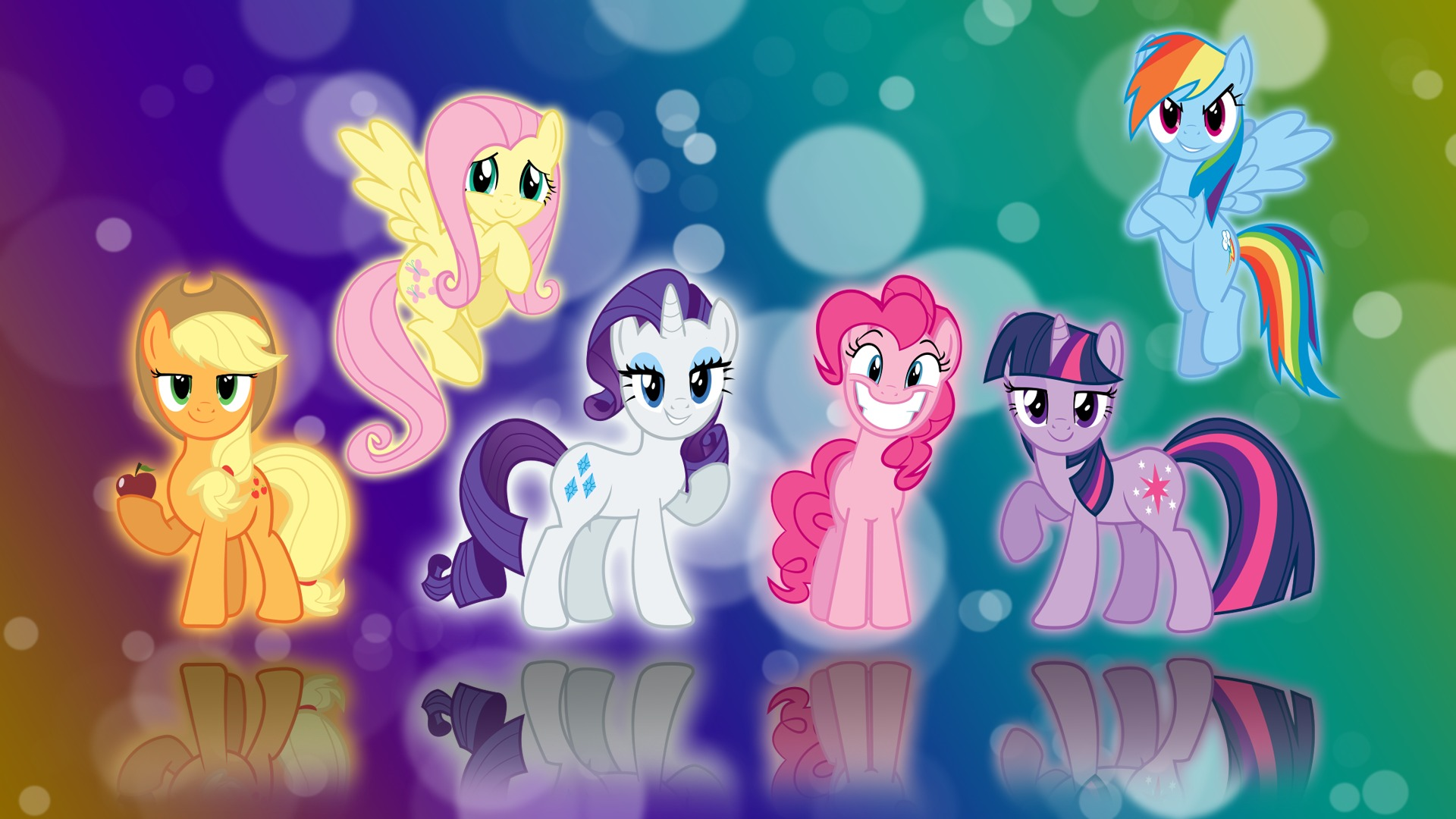 Nice wallpapers My Little Pony: Friendship Is Magic 1920x1080px