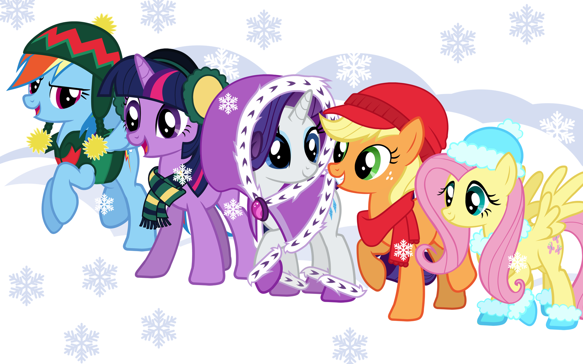HQ My Little Pony: Friendship Is Magic Wallpapers | File 980.38Kb