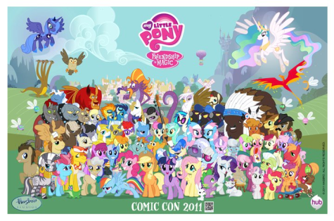 475x314 > My Little Pony: Friendship Is Magic Wallpapers