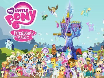 My Little Pony: Friendship Is Magic High Quality Background on Wallpapers Vista