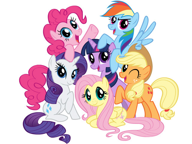 My Little Pony Pics, Cartoon Collection