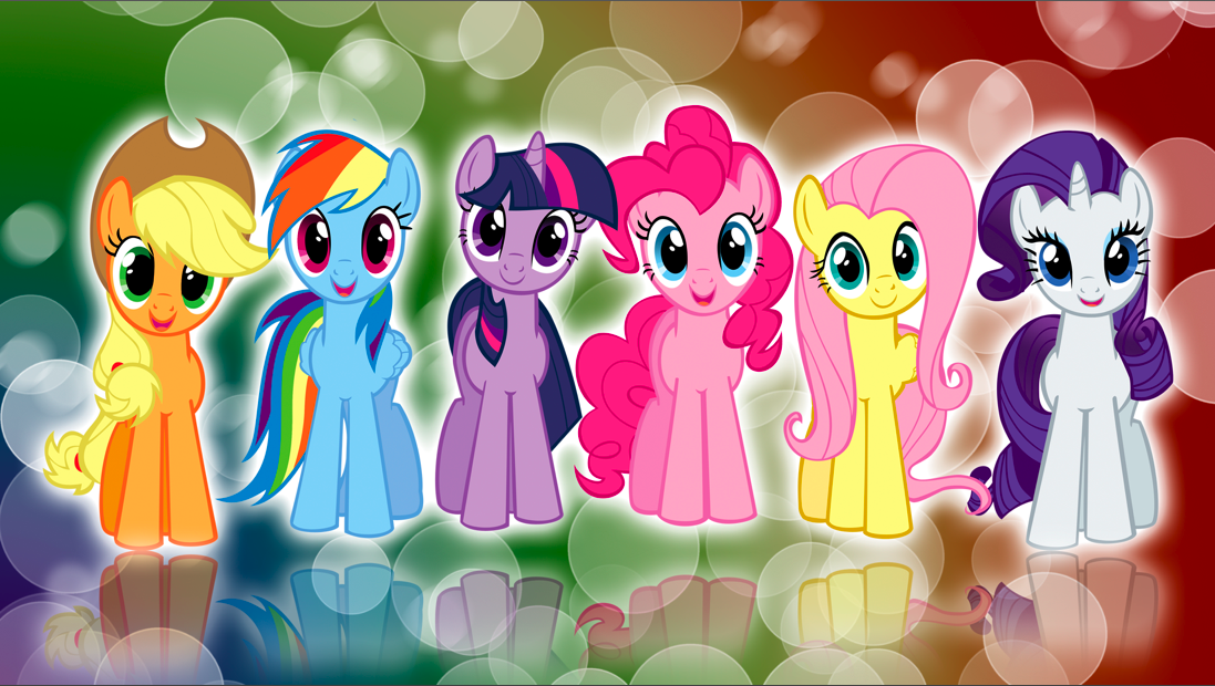 1097x620 > My Little Pony Wallpapers