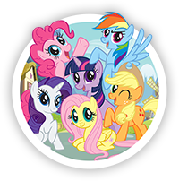 My Little Pony Backgrounds, Compatible - PC, Mobile, Gadgets| 200x202 px