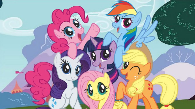 670x377 > My Little Pony Wallpapers