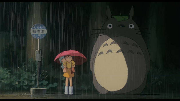 Nice Images Collection: My Neighbor Totoro Desktop Wallpapers