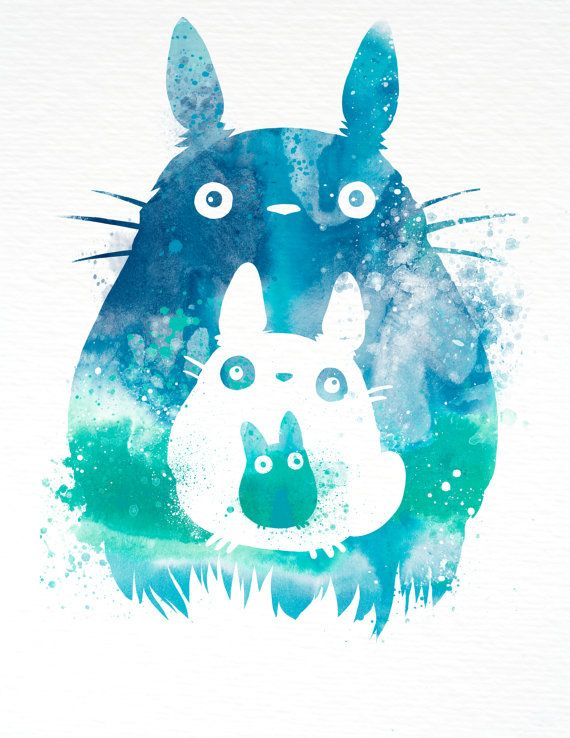 My Neighbor Totoro Backgrounds, Compatible - PC, Mobile, Gadgets| 570x738 px