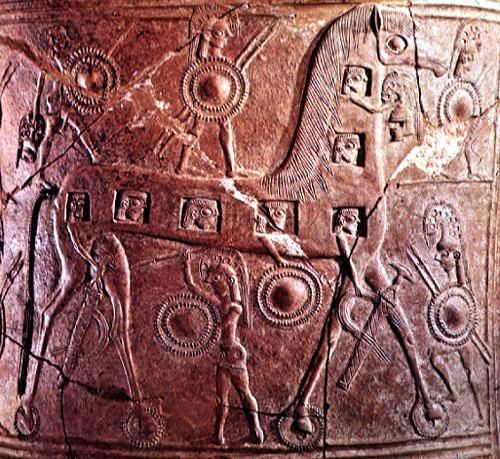 Mykonos Vase #14