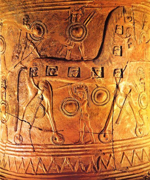 Images of Mykonos Vase | 497x593