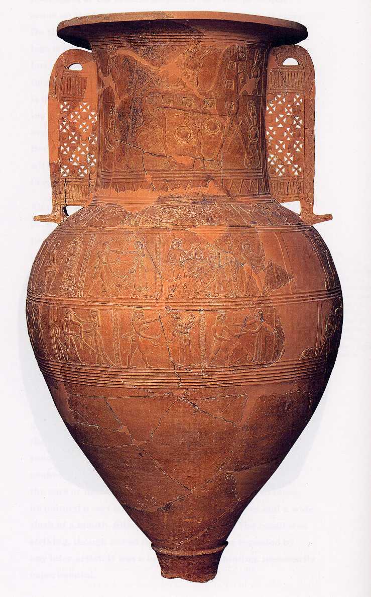 Mykonos Vase #18
