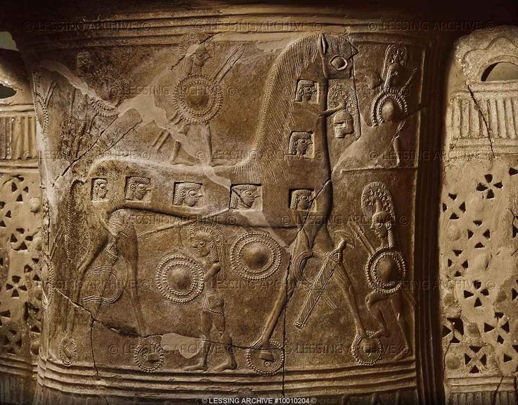 Mykonos Vase Pics, Artistic Collection