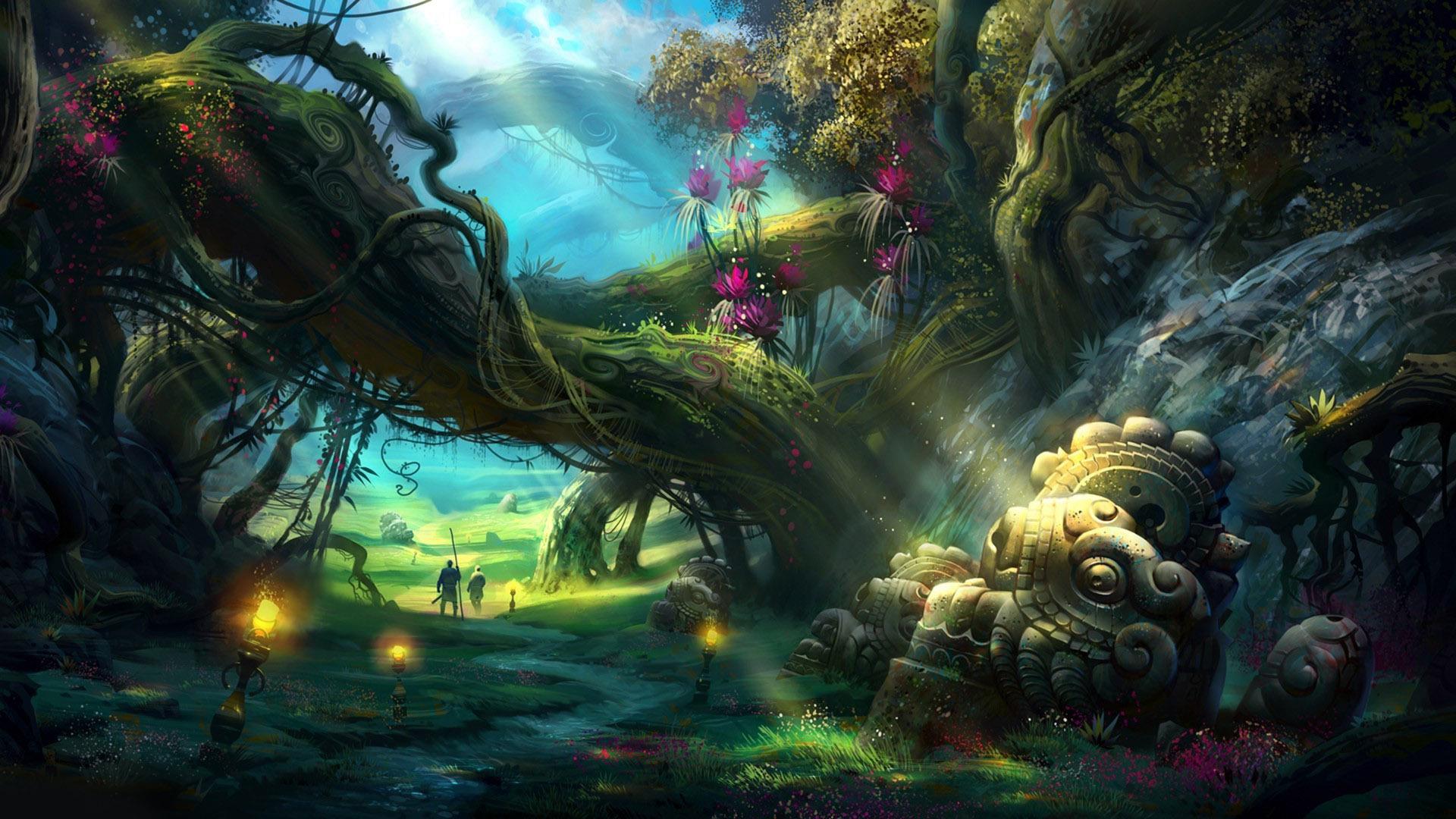 Mystical HD wallpapers, Desktop wallpaper - most viewed