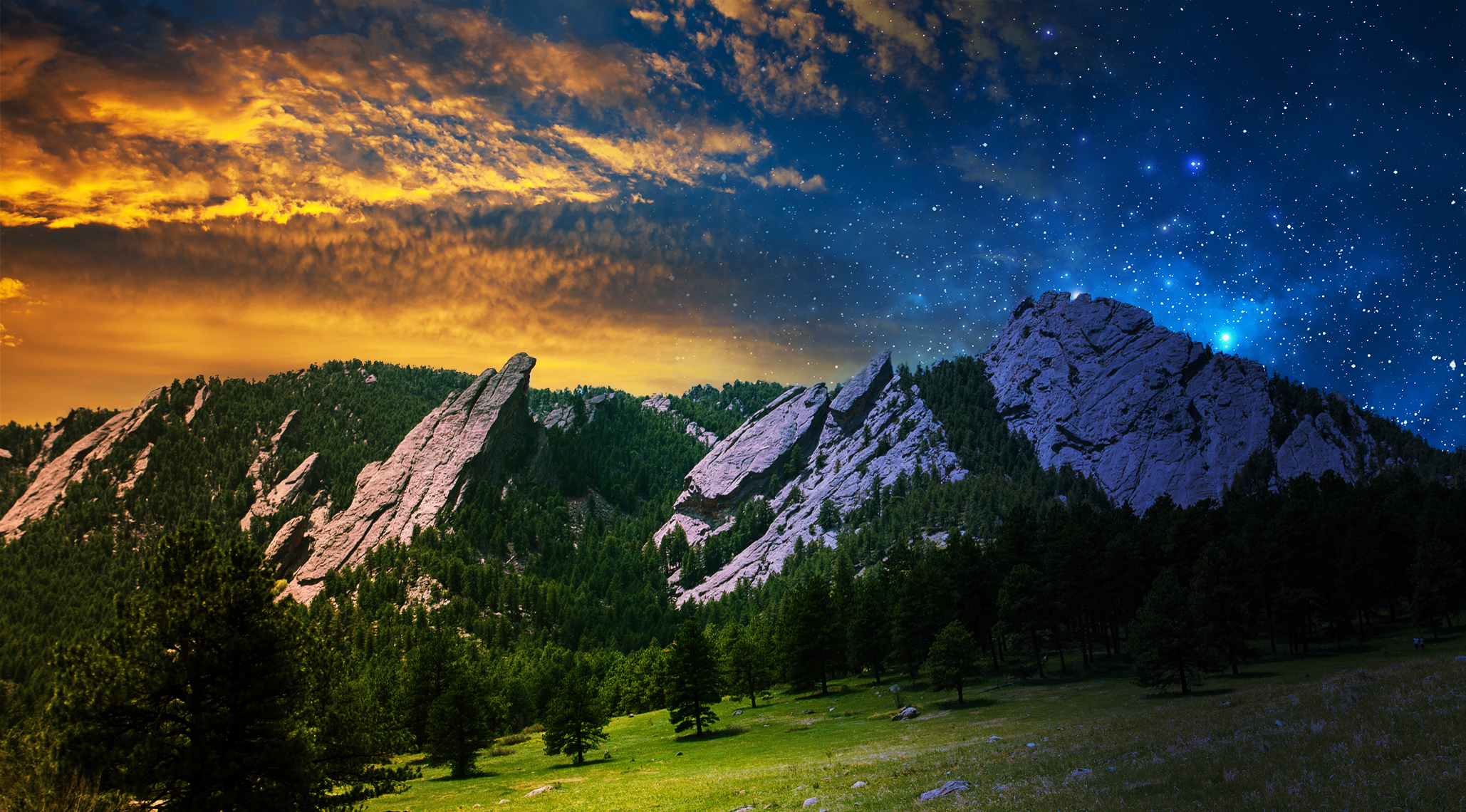 Nice Images Collection: Mystical Desktop Wallpapers