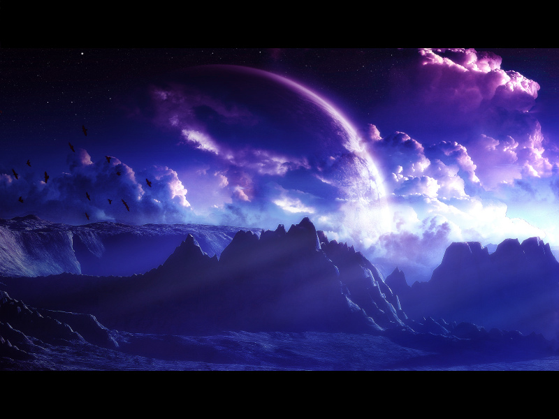 Mystical Backgrounds on Wallpapers Vista