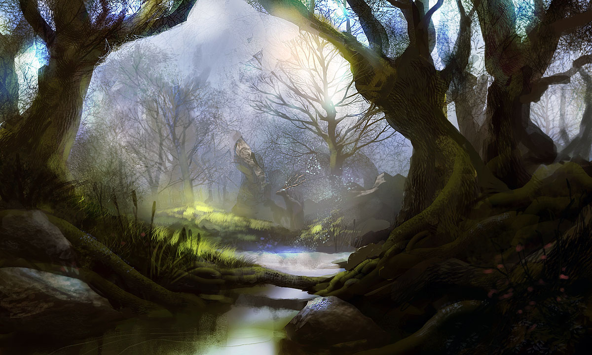 HQ Mystical Wallpapers   File 249.05Kb