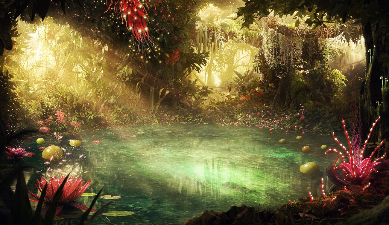 Mystical High Quality Background on Wallpapers Vista