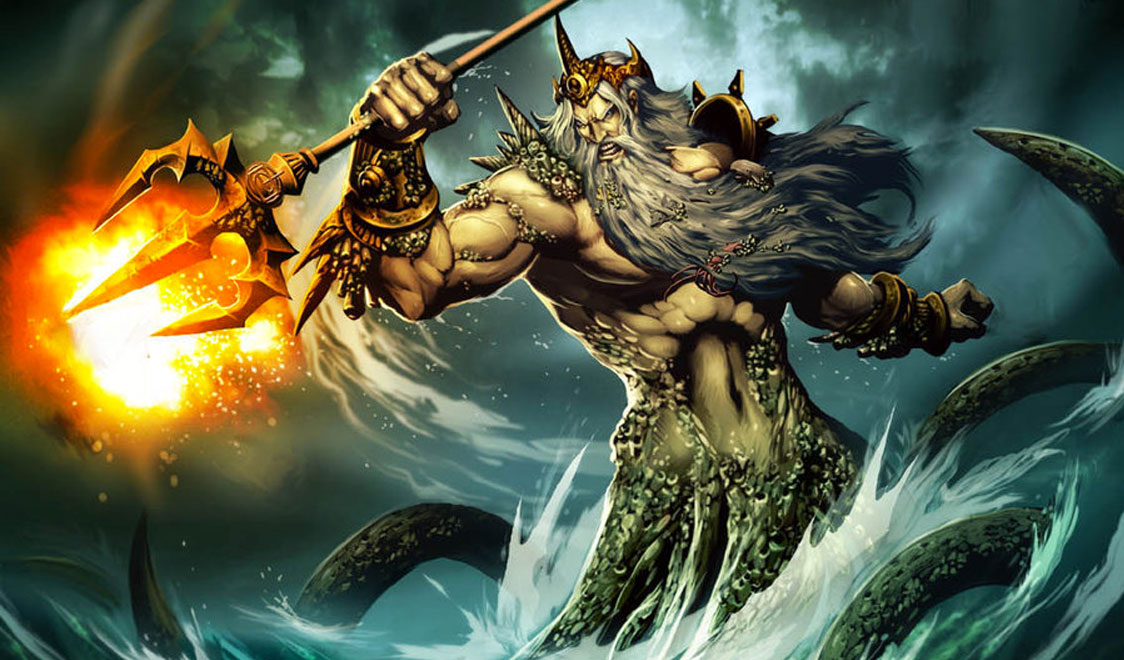 Mythology Backgrounds, Compatible - PC, Mobile, Gadgets| 1124x660 px