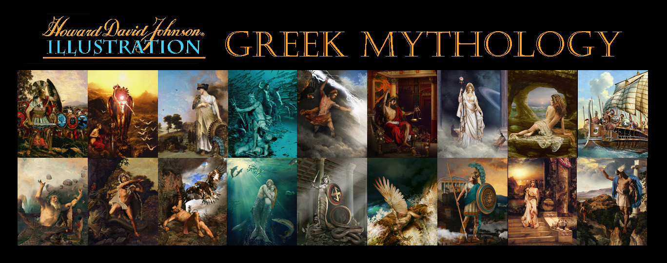 Mythology wallpapers, Artistic, HQ